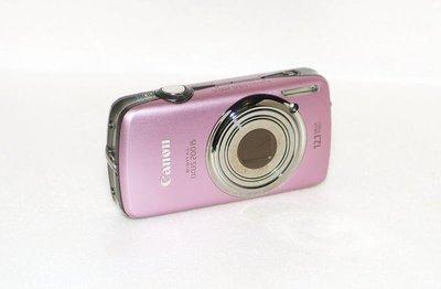Canon Digital 數位相機 粉紅色 ( IXUS200IS IXUS-200IS)