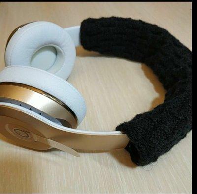 可用於 GRADO 歌德 SR60 SR80 SR125 SR225 SR325 SR325 的 針織耳機頭梁保護套