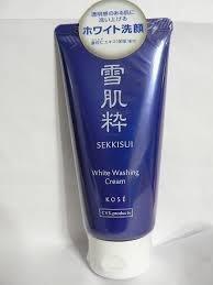 ✪KOSE高絲    日本7-11限定版      雪肌粹洗面乳✪