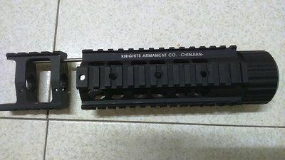 M4 RAS戰術魚骨 FIRE AWAY 絕版浮動式魚骨 魚骨護木