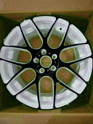DJD18111701富山鋁圈 DP329  18吋鋁圈 5孔114.3 112 120 灰底車面(依當月報價為主)