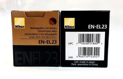 NIKON EN-EL23  ENEL...