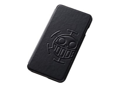 尼德斯Nydus~* 日本正版 海賊王 ONE PIECE 羅 翻頁式 手機殼 iPhone6+ plus 5.5吋