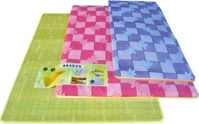 GiGi居家寢飾生活館~杜邦竹面床墊~雙人加大6*6尺