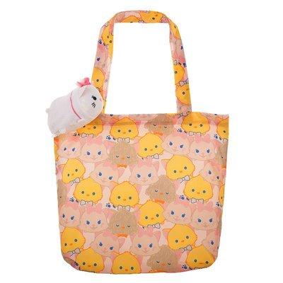 *B Little World*[現貨]東京迪士尼專賣店限定商品/瑪莉貓TSUM TSUM環保袋/東京連線