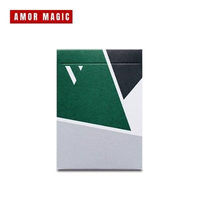 AMOR撲克 virtuoso FW2017 藝術大師花切撲克牌 創意魔術紙牌收藏
