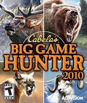 美國英文版 PS3 Cabela's Big Game Hunter 2010 模擬 打獵 現貨 二手