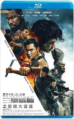 【藍光電影】三重威脅 / 三重威脅之跨國大營救 / TRIPLE THREAT (2019)