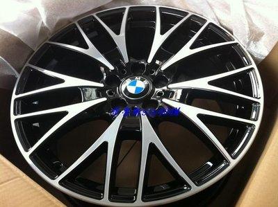 布魯斯BMW原廠新款STY404M版20吋F30 F10 F11 E90 E91 E92 E93 Z4用ADV1 WORK HRE NEEZ BBS RAYS HAMANN AC TWS B...