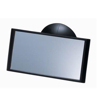愛淨小舖~  CARMATE~CZ271~小型安全輔助鏡 平面  吸盤式車內輔助廣角後視鏡