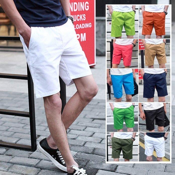 Chita Man +  雅痞百搭  素短褲,十色  特價550 買一送一!