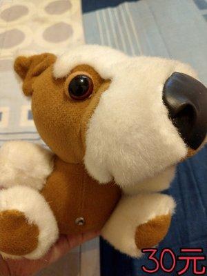 大頭狗娃娃玩偶