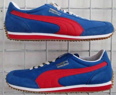 藍面紅標紅底 ※台北快貨※全新Puma WHIRLWIND Classic經典潮鞋,非SuperStar ROMA OG