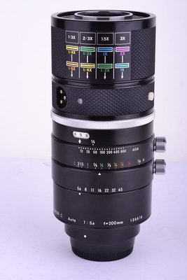 【高雄品光】NIKON MEDICAL-NIKKOR 200mm F5.6 (200/5.6) 醫療鏡 特殊鏡 專業鏡 內建環閃 第二代 #17239J