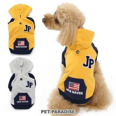 貝果貝果 日本 Pet paradise 代理 J.PRESS  New Haven大學連帽衫[D11742] 大狗