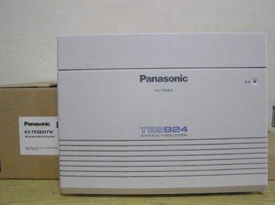 公司貨 國際 3年保固 TES 824電話總機  來電顯示卡 + 7730 話機 4台11000贈送西堤牛排