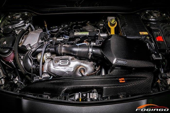☆光速改裝精品☆Fogiago BENZ A180/A260/B260/Cla220/Cla260 碳纖維進氣套件