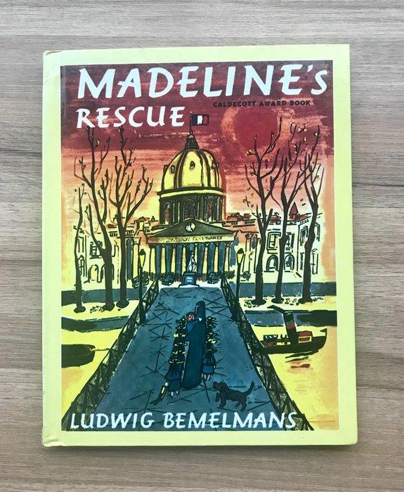 *【兒童英語讀本】*小pen外文* 調皮的瑪德琳Madeline's rescue