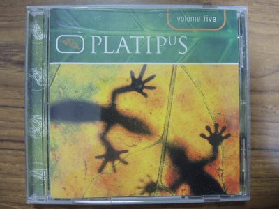 MWM◎【二手CD】Platipus Vol. Five 蘇格蘭版,無ifpi