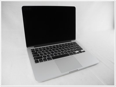 APPLE Macbook Pro ME866TA/A 13吋Retina筆電│i5-2.6、8G、512G│67029