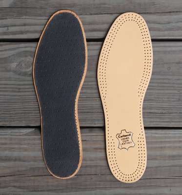 INDiCE ↗ 熱銷鞋墊商品 Collonil『基礎護理系列』天然原色羊皮吸濕透氣除臭鞋墊 男性尺寸 德國製