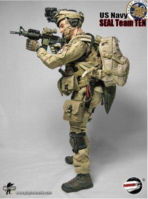 金錢貓雜貨 全新 PLAYHOUSE 1/6 US NAVY SEAL TEAM TEN 美國海軍海豹突擊隊10