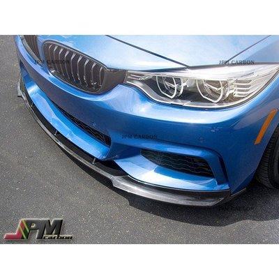 前下巴 BMW F32/F33/F36 M Sports 碳纖維 CARBON 擾流板 V STYLE