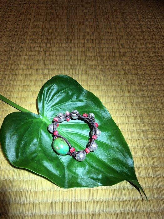 (店鋪不續租清倉大拍賣)老銀珠手串,特價4880元