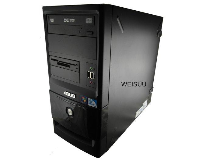 {偉斯科技} ASUS 華碩商用電腦 BM5342 正版 WIN7作業系統, RS232埠LPT埠含獨立顯卡 特價促銷中