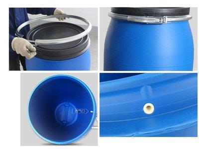 120L PE塑膠桶/耐酸鹼桶膠桶/塗料桶/化工桶/密封桶/食品桶/飼料桶/垃圾桶