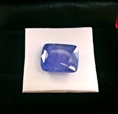 礦區直營~GIA無燒錫蘭天然斯里蘭卡變色藍寶石無處理11.39克拉裸石~GIA證書+附中鼎寶石鑑定書
