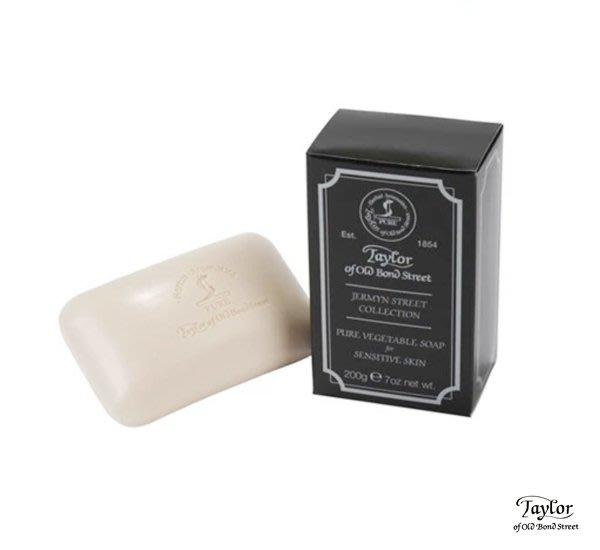 GOODFORIT / 英國百年頂級Taylor Jermyn Street Bath Soap敏感肌三重研磨沐浴皂