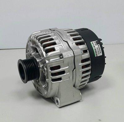 BENZ W210 M113 150A E55 AMG 1998-2002 發電機 (副廠) 0123520017