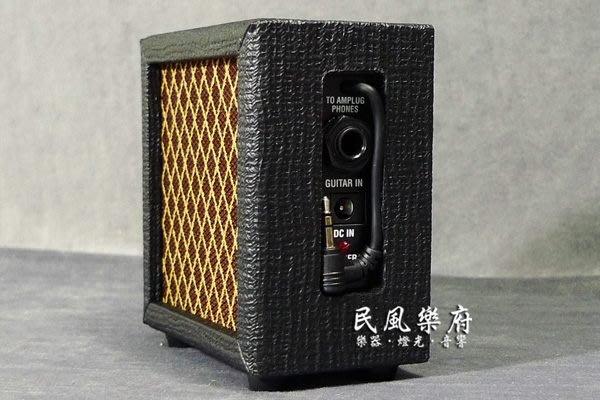《民風樂府》VOX amPlug Cabinet 迷你音箱 全新品公司貨 現貨在庫