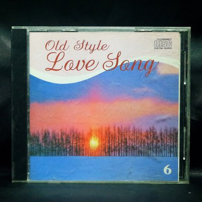 OLD STYLE LOVE SONG(日版) 直購【旺福拍賣】