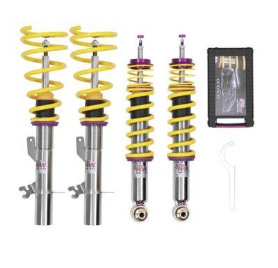 【樂駒】KW V3 AUDI 奧迪 A4 B8  B81電懸專用避震器 避震 制震 改裝 套件 系統 精品