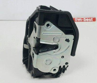 BMW X5 E70 2006- 右前門 (乘客座) 車門六角鎖 中控鎖 (原廠) 51217229458