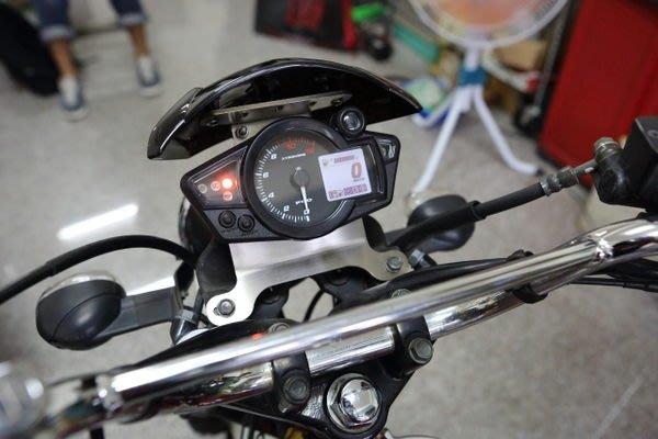 [極致工坊] KTR 移植 X-HOT儀表 轉接線組 轉接電路 不鏽鋼 白鐵 錶架 風鏡