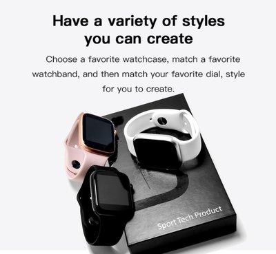 最新藍芽觸控智慧手錶! The latest Bluetooth touch smart watch!