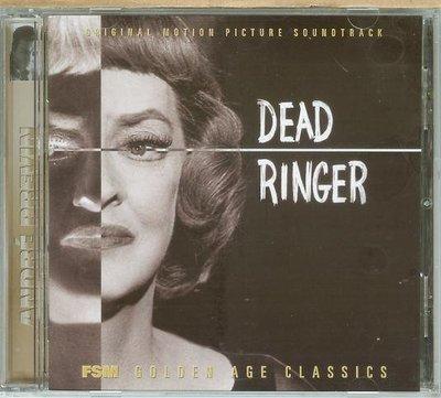 """""""Dead Ringer""""- Andre Previn(09),全新美版"""