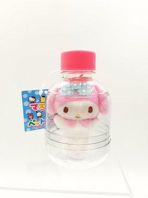 日本Sanrio characters三麗鷗人物 瓶中公仔(美樂蒂)珠鏈吊飾