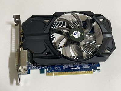 GIGABYTE 技嘉 GTX 750Ti 2GB 顯示卡 GV-N75TD5-2GI