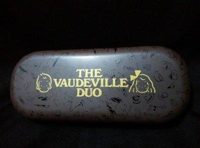 藍河馬X SANRIO The Vaudeville Duo 全新 日版 狗男女 筆盒 1987 MADE IN JAPAN