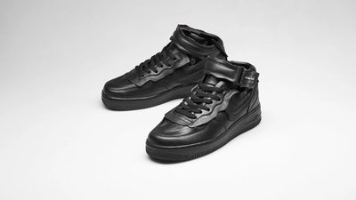 COMME DES GARÇONS X NIKE CUT OFF AIR FORCE 1 聯名 男女鞋