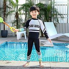 [舒漫]2003泳衣兒童泳衣泳褲潛水衣連身泳衣生男生2018寶寶泳衣