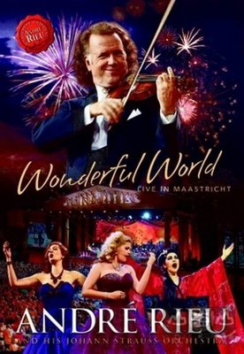 【藍光BD】世界多美好 Wonderful World/安德烈瑞歐 Andre Rieu---4747226