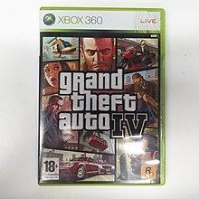 【米舖GAME】 9成新 XBOX 360 Grand Theft Auto IV GTA4 GTA 動作 歐版 英文