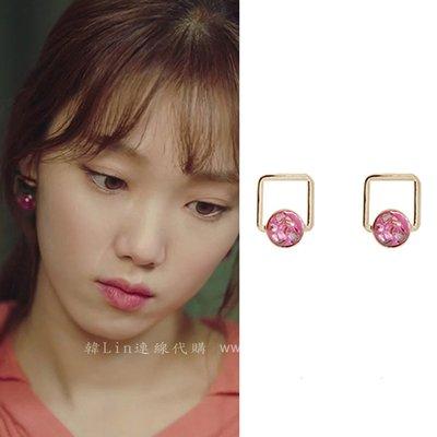 【韓Lin代購】韓國 GET ME BLIN- 李聖經同款鈦針耳環 SOME PICK