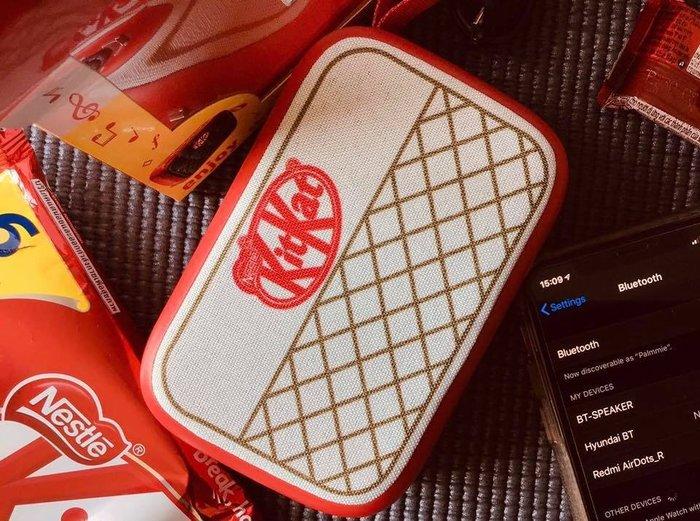 預購 還願佛牌 泰國 代購 KitKat 奇巧 巧克力 收音機 藍芽 音響 音箱
