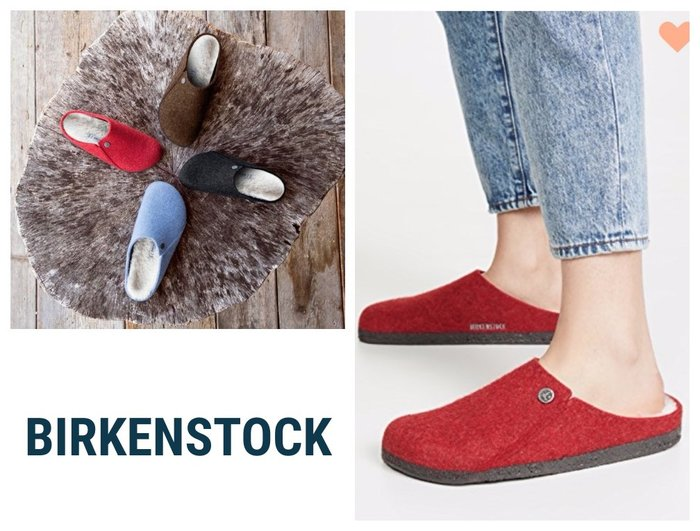 Birkenstock Zermatt Wool Felt 羊毛內襯勃肯鞋 現貨
